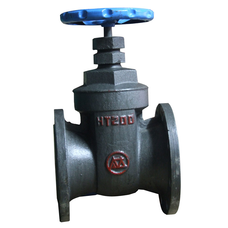 API Flanged Gate Valve, Gear Pressure Seal