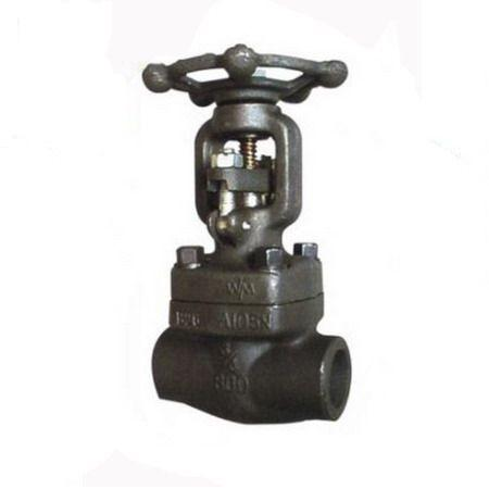 BS 1873 Cast Steel Globe Valve, Bolted Bonnet